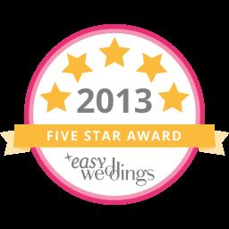 Five star award 2013