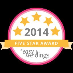 Five star award 2014