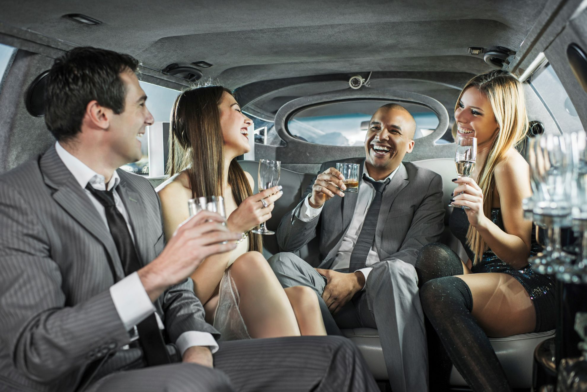 Birthday Party Limo Hire in Brisbane